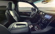 Cars wallpapers Cadillac Escalade Platinum - 2015