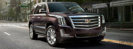 Cadillac Escalade Platinum - 2014