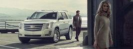 Cadillac Escalade Platinum - 2015