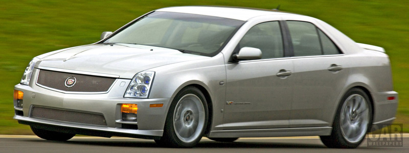 Cars wallpapers Cadillac STS-V - 2007 - Car wallpapers