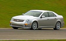 Cars wallpapers Cadillac STS-V - 2007