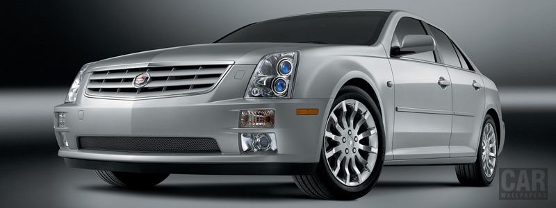 Cars wallpapers Cadillac STS - 2007 - Car wallpapers