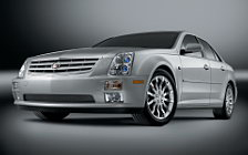 Cars wallpapers Cadillac STS - 2007