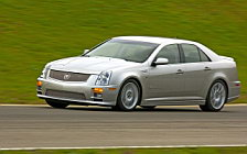 Cars wallpapers Cadillac STS-V - 2008