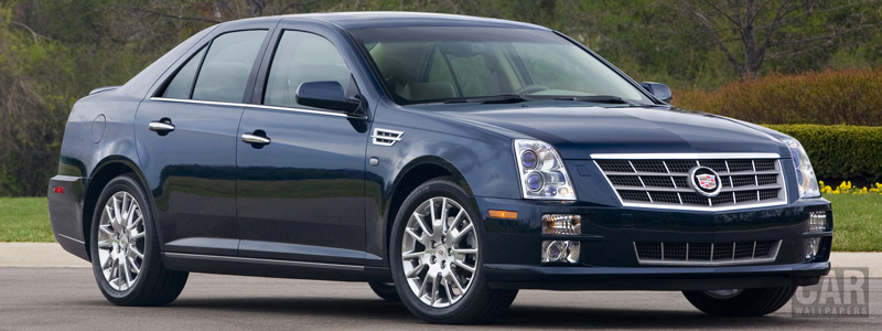 Cars wallpapers Cadillac STS - 2008 - Car wallpapers