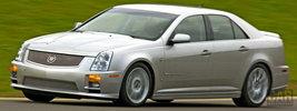 Cadillac STS-V - 2007