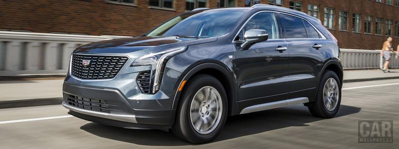 Обои автомобили Cadillac XT4 Premium Luxury - 2018 - Car wallpapers