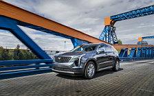 Обои автомобили Cadillac XT4 Premium Luxury - 2018