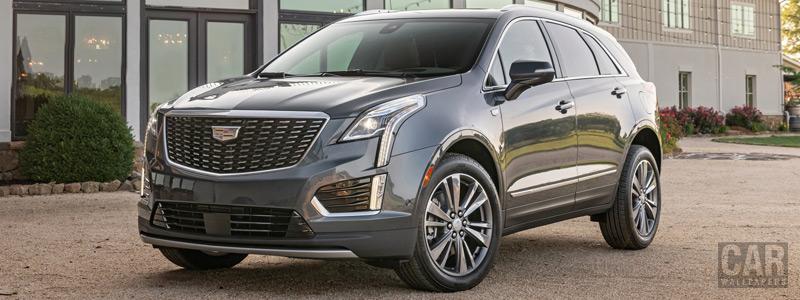 Обои автомобили Cadillac XT5 Premium Luxury - 2019 - Car wallpapers