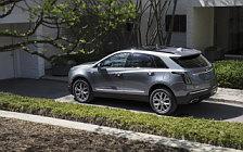 Обои автомобили Cadillac XT5 Sport - 2019
