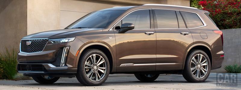 Обои автомобили Cadillac XT6 Luxury - 2019 - Car wallpapers