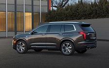 Обои автомобили Cadillac XT6 Luxury - 2019