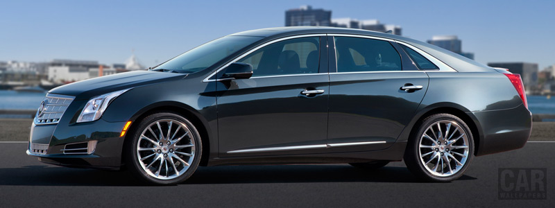 Cars wallpapers Cadillac XTS - 2013 - Car wallpapers