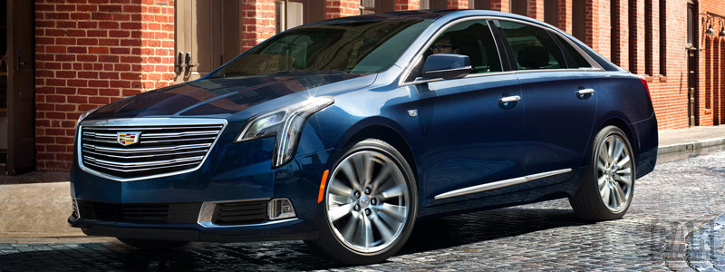 Обои автомобили Cadillac XTS - 2017 - Car wallpapers