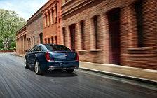 Обои автомобили Cadillac XTS - 2017