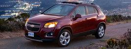 Chevrolet Trax CA-spec - 2013