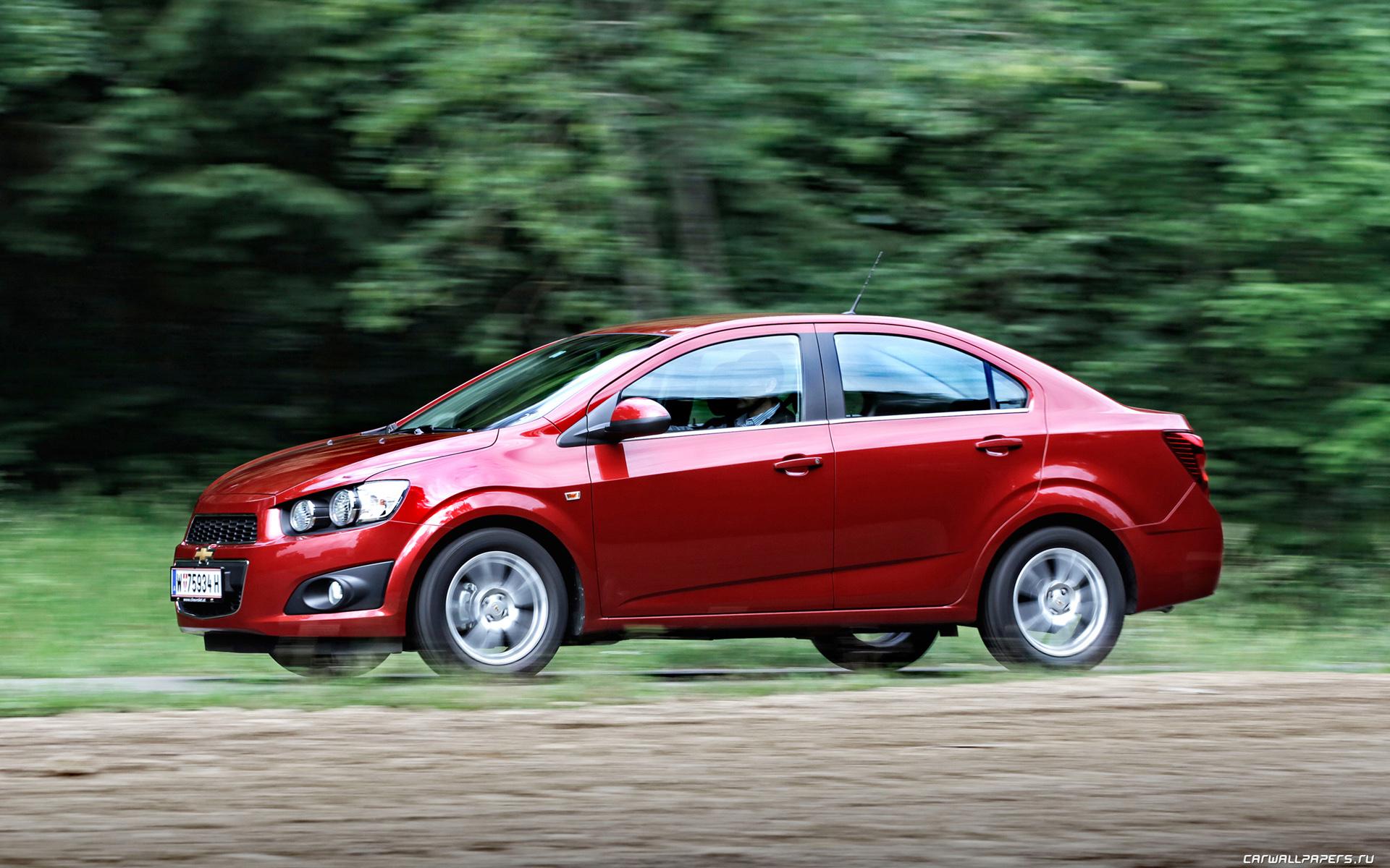 Chevrolet aveo new sedan фото