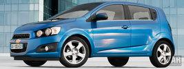 Chevrolet Aveo - 2011