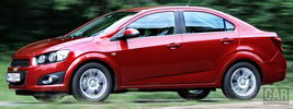 Chevrolet Aveo Sedan - 2011