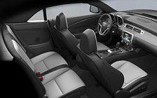 Обои автомобили Chevrolet Camaro Convertible EU-spec - 2014