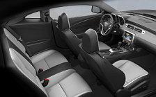 Обои автомобили Chevrolet Camaro Coupe EU-spec - 2014