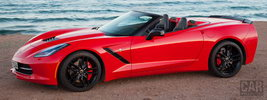 Chevrolet Corvette Stingray Convertible EU-spec - 2013