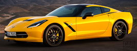 Chevrolet Corvette Stingray Coupe EU-spec - 2013