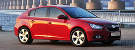 Chevrolet Cruze Hatchback - 2011