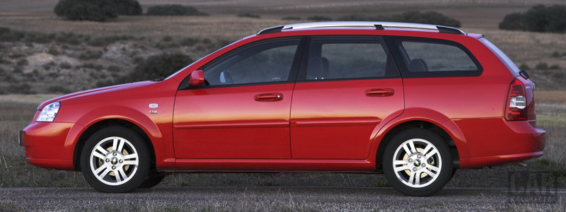 Cars wallpapers Chevrolet Lacetti Station Wagon - 2008 - Car wallpapers