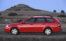 Cars wallpapers Chevrolet Lacetti Station Wagon - 2008