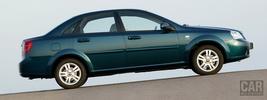 Chevrolet Lacetti Sedan 2008