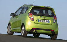Обои автомобили Chevrolet Spark EU-spec - 2010