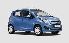 Обои автомобили Chevrolet Spark Bubble EU-spec - 2013