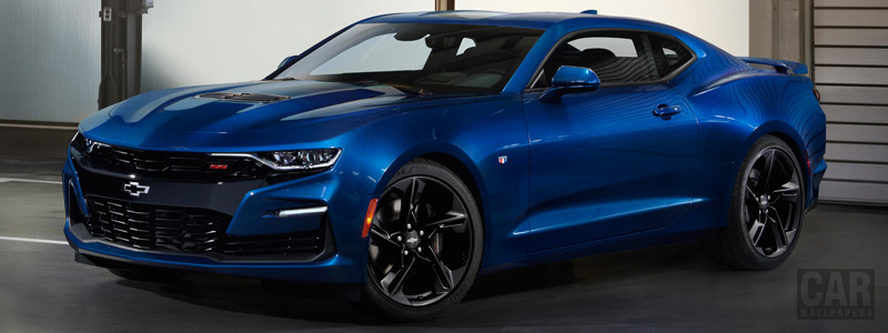 Обои автомобили Chevrolet Camaro SS - 2018 - Car wallpapers