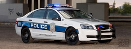 Chevrolet Caprice Police Patrol Vehicle - 2011