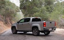 Обои автомобили Chevrolet Colorado LT Crew Cab Duramax Diesel - 2015