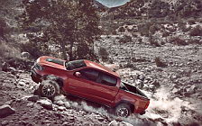 Обои автомобили Chevrolet Colorado ZR2 Crew Cab - 2017