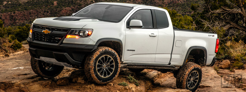 Обои автомобили Chevrolet Colorado ZR2 Extended Cab Duramax Diesel - 2017 - Car wallpapers