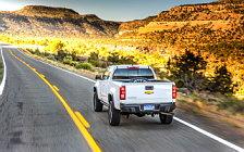 Обои автомобили Chevrolet Colorado ZR2 Extended Cab Duramax Diesel - 2017