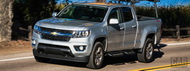 Chevrolet Colorado LT Crew Cab - 2014