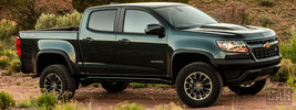 Chevrolet Colorado ZR2 Crew Cab - 2017