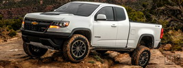 Chevrolet Colorado ZR2 Extended Cab Duramax Diesel - 2017