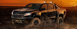 Chevrolet Colorado ZR2 Midnight Crew Cab - 2018