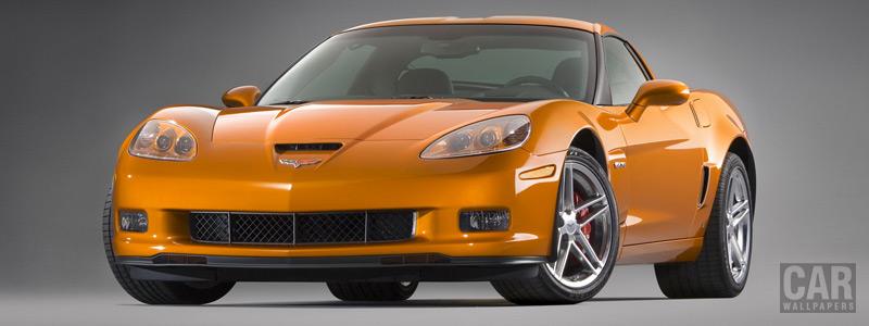 Обои автомобили Chevrolet Corvette Z06 - Car wallpapers