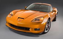 Обои Chevrolet Corvette Z06 2008