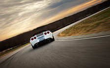 Обои автомобили Chevrolet Corvette 427 Convertible Collector Edition - 2012