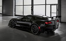 Обои автомобили Chevrolet Corvette ZR1 - 2018