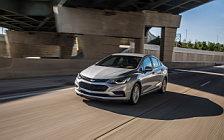 Обои автомобили Chevrolet Cruze Diesel - 2017