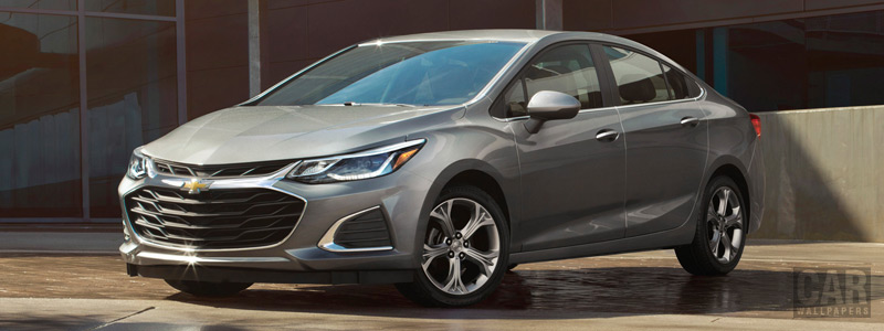 Обои автомобили Chevrolet Cruze Premier - 2018 - Car wallpapers