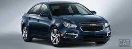 Chevrolet Cruze Diesel - 2015